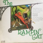 Rampin Cat front cover
